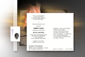 Robert Claes 16 januari 1997
