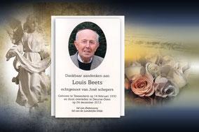 Louis Beets 24 december 2013