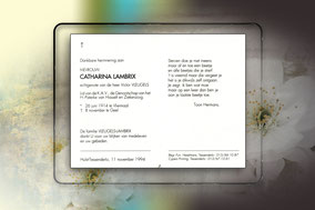 Catharina Lambrix 8 november 1994