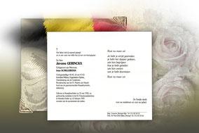 Jerom Gerinckx 12 februari 1995