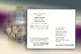 Louise Coenen 8 februari 1988