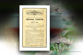 Regina Theys 11 februari 1947