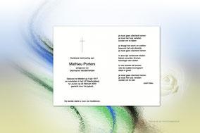 Mathieu Porters 22 februari 2003