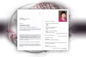 Annie Gils 19 september 2011