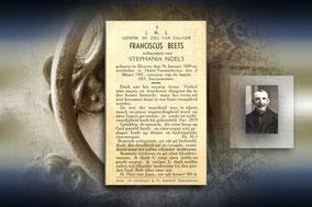 Françiscus Beets (Sus van Bêtske)  2 maart 1947