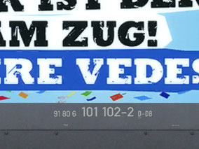 101 102-2 VEDES - 110 Jahre VEDES