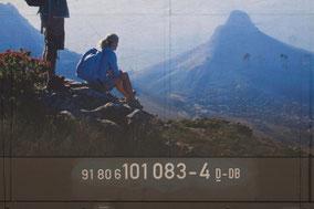 """BR 101 083-4 """"Packendes Südafrika!"""" - Berge"""