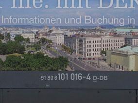 101 016-4 DERTOUR - Jetzt oder nie: mit DERTOUR nach Wien.
