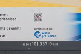 101 037-0 Allianz pro Schiene - Eisenbahner mit Herz