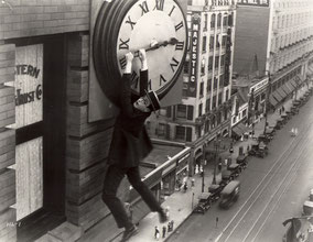 Stummfilmvertonung Heidi Fial Safety Last Harold Lloyd