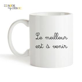 Mug à personnaliser Rock my Citron, Avenir, Cadeaux Fêtes, Anniversaires, Mariages, Naissances, EVJF, EVG