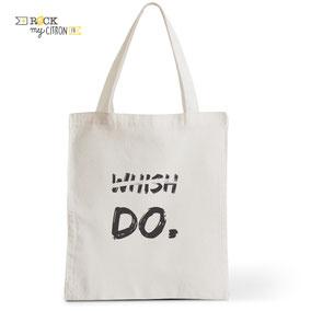 Tote Bag Rock my Citron,  Do, Cadeaux Fêtes, Anniversaires, Naissances