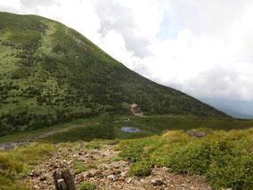Mt. Hakkoda (1,584 m)