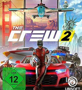 The Crew 2 - Das Cover
