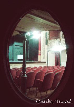 Platea Teatro La Rondinella Montefano