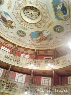 Interno Teatro La Rondinella Montefano