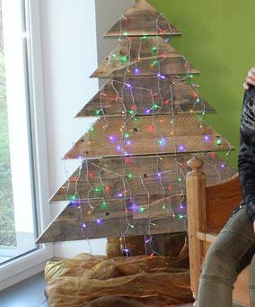 Weihnachtsbaum bauen, Weihnachtsbaum nachhaltig