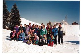 Skiweekend Stoos