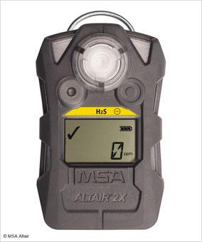 ALISTAIR 2X Gasmessgerät