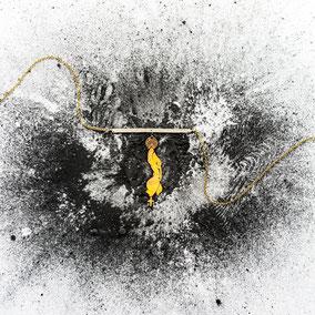 bijoux-createur-arty-d'art-design-mode-collier-pendentif-doré-chaîne