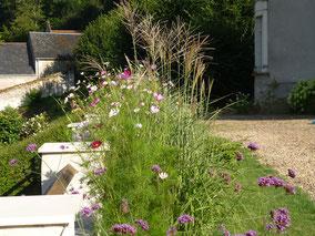 chambres d'hôtes et gîte avec magnifique jardin proche chenonceau et amboise