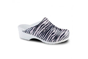 Sanita wild life zebra roze- zwart
