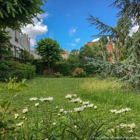 Ateliers dans mon jardin de Fontenay sous Bois