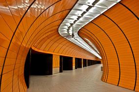 München - U-Bahnstation Marienplatz