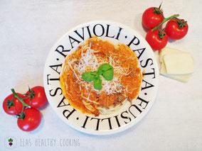 Bolognese Cremig Parmesan
