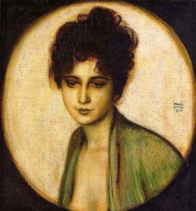 Die Muse: Frau Fez