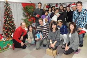 EuroLingual-クリスマスパーティー2012開催!