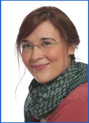 Anna Koszarek, Mitarbeiterin Logopädie Barsinghausen