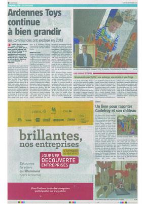 La Meuse: septembre 2014