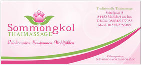 Thai massage mühldorf