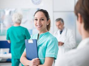 Bild Arzthelferinnen-Branche