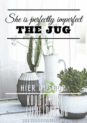 Vase The Jug von House Doctor