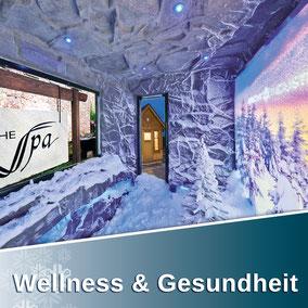 Schneekabine Wellness & Gesundheit