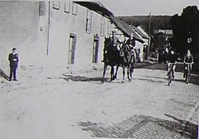 Die Synagoge in Wehrda