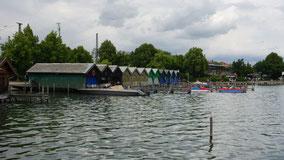 Bootsverleih am Starnberger See