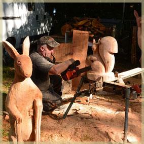 Village des métiers du bois