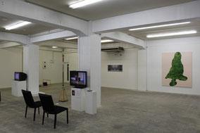 2階の展示風景