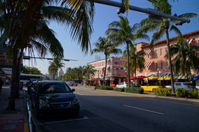 Collins Ave Miami Beach Florida