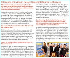 Ein Interview mit Alkuin Perez
