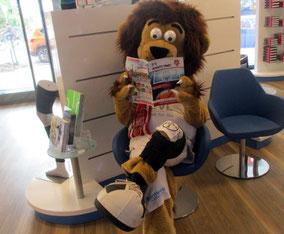 Leonel Bayer Giants: Immer ein gern gesehener Gast bei OrthoLev