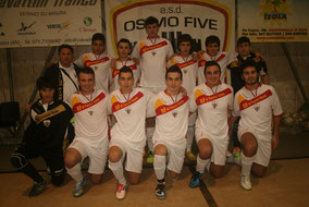OsimoFive Juniores 2013/2014