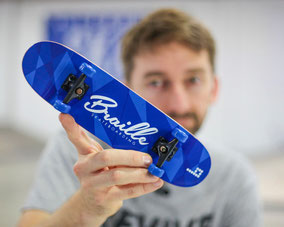 Braille Skateboarding Handboards & Other Gear Germany, Austria & All of Europe / VMS Distribution Europe - Revive Force 3Block Braille