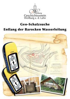 Wie bekamen die Fürsten von Nassau-Weilburg Wasser in ihre barocke Badewanne? Folgen Sie einer Geo-Schatzsuche auf den Spuren der barocken Wasserleitung. (Startpunkt ist die Jugendherberge in Weilburg)