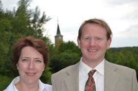Helga und Josef Rest führen das Unternehmen Bäckerei Rest
