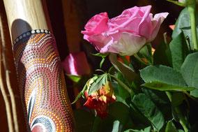 Didgeridoo bei Shantiwoman