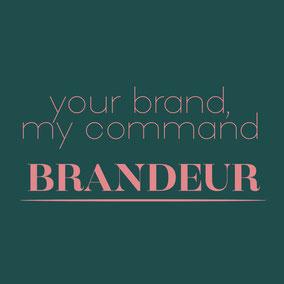Brand identity voor Brandeur